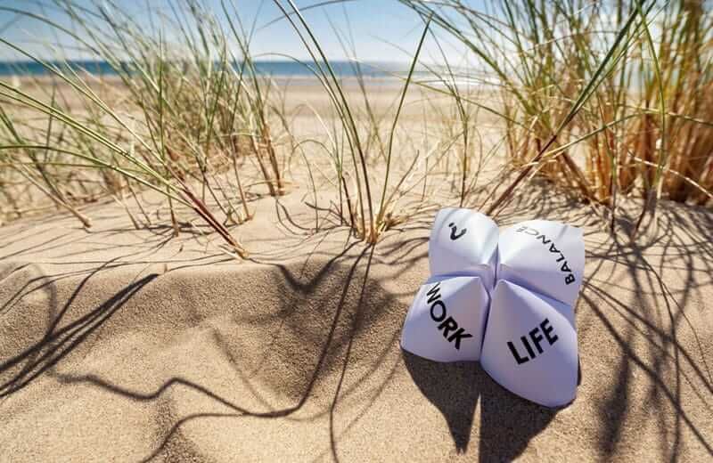 4 Tips for Work-Life Balance
