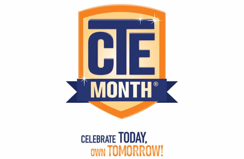 Show your Pride – It's CTE Month!