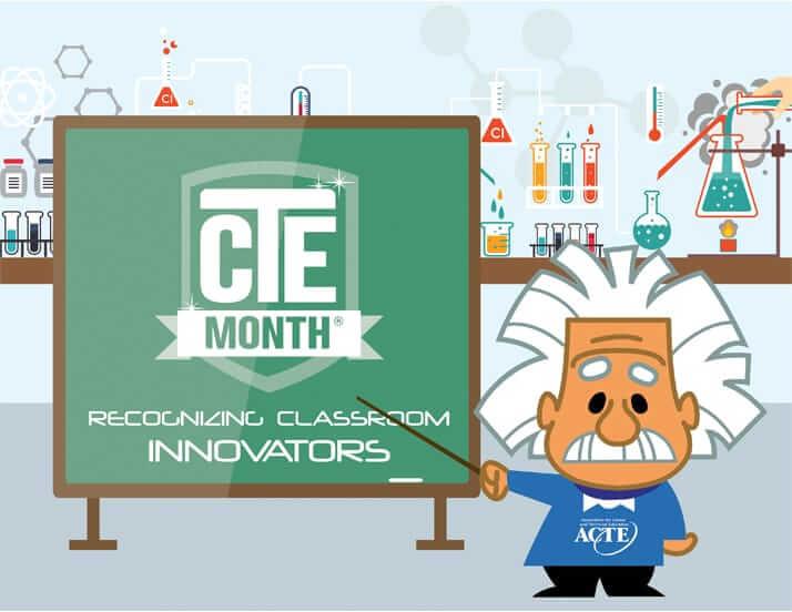 CTE Month Header