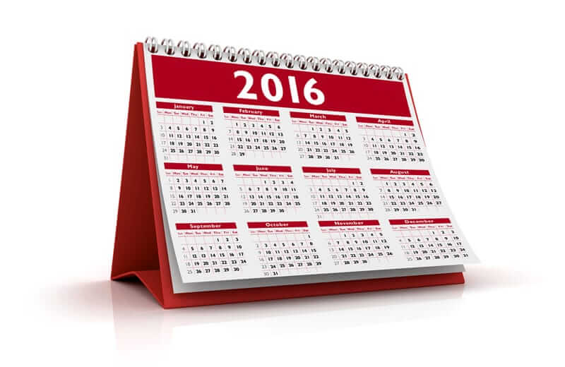 Education and Career Development Observances in 2016