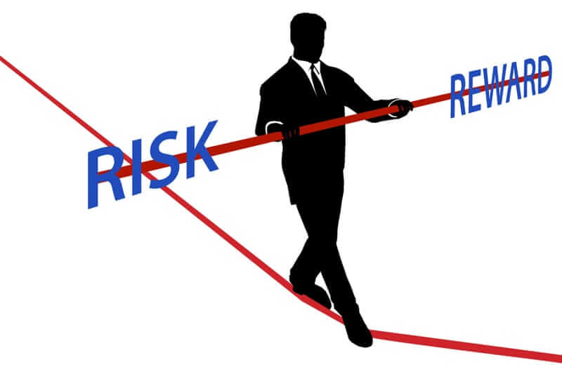 Are risks worth taking when it comes to your career?