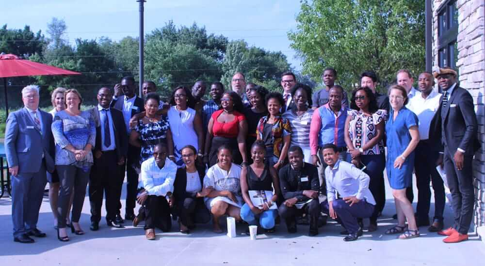 Mandela Washington Fellowship YALI