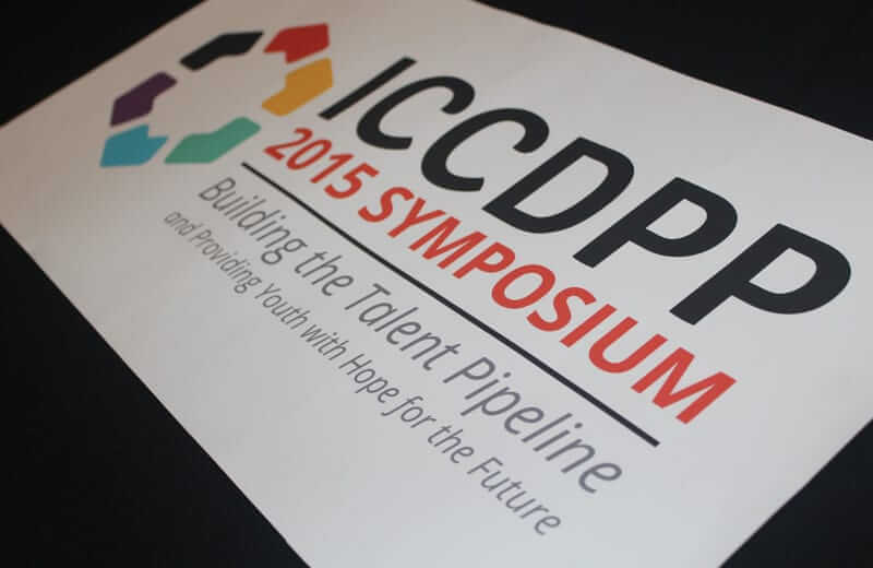 ICCDPP 2015 Symposium Highlights