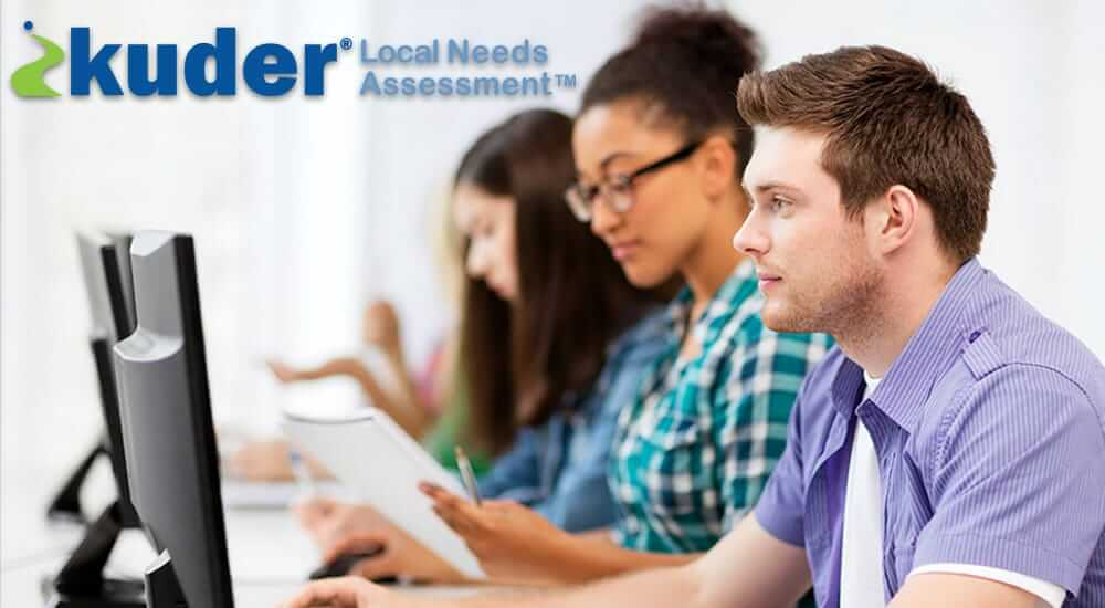 Introducing the Kuder Local Needs Assessment