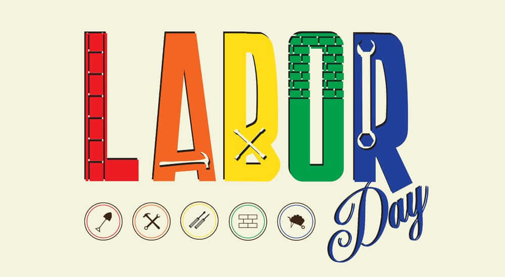 Labor Day Header