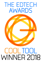 EdTech Awards Cool Tool Badge