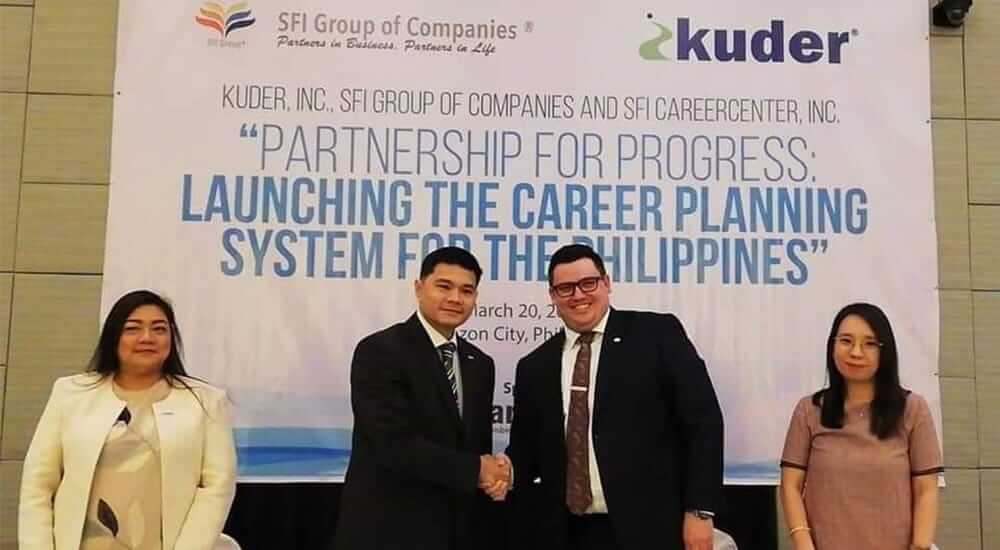 Kuder Helps the Philippines Dream Big, Plan Accordingly