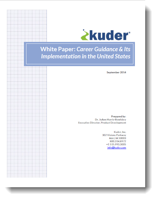 Career Guidance and Its Implementation in the United States