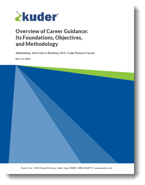 Overview of Career Guidance
