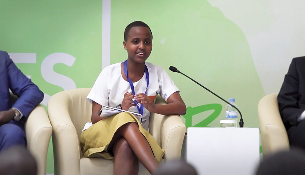 Rwanda Summit: Student Discusses Self-Discovery Through Kuder